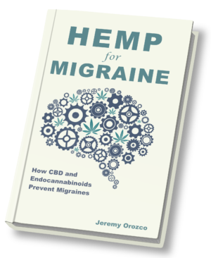 Hemp for Migraine book cover