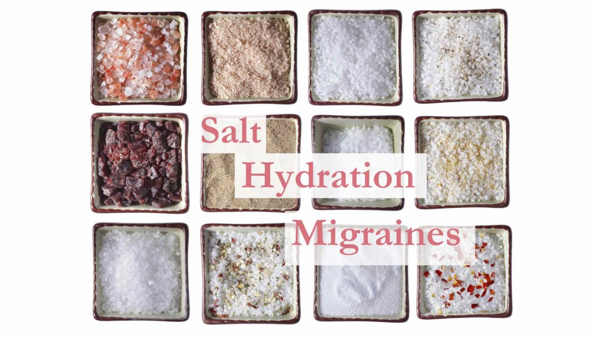 Salt, Hydration, and Migraine Prevention
