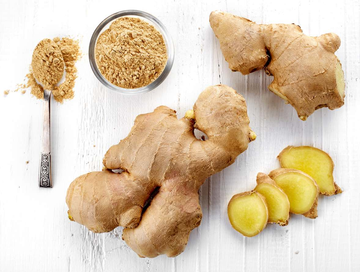 How to Stop Migraines with Ginger